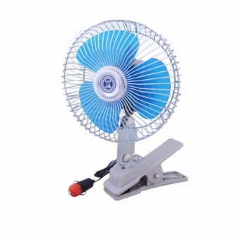 10 -inch High QualityPortable 12-volt Vehicle Auto Car Cooling Fan #0123