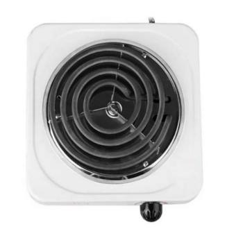 101 Single-Hot Plate Electric Stove (White)