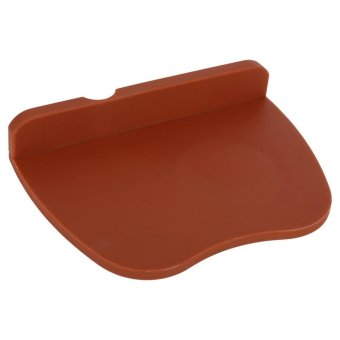 1pcs Anti-slip Espresso Coffee Tamper Tamping Holder Silicone MatPad (Coffee) - intl - 2