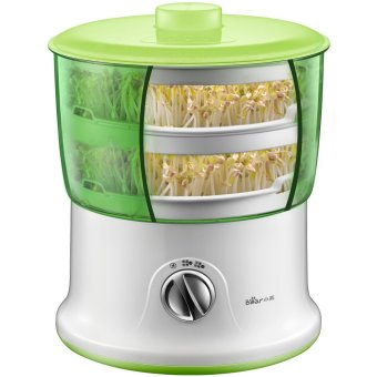 220V Bean Sprout Machine Large Capacity Thermostat Green SeedAutomatic New Intelligent Bean Sprout Maker Healthy Food Machine -intl Price Philippines