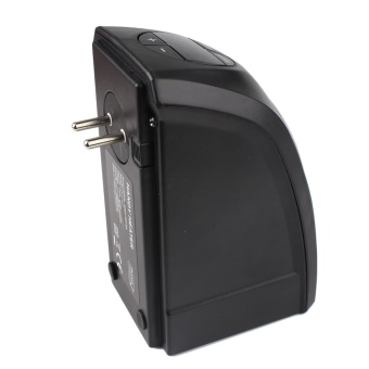 220V Portable Mini Electric Handy Air Heater Warm Air Blower Room Fan Electric Heater Radiator Warmer EU Plug - intl - 3