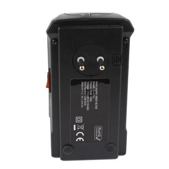 220V Portable Mini Electric Handy Air Heater Warm Air Blower Room Fan Electric Heater Radiator Warmer EU Plug - intl - 4