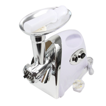 2800W Stainless Electric Meat Grinder (White)