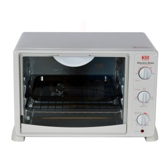 3D CK16A 16L Electric Oven (White) Price Philippines