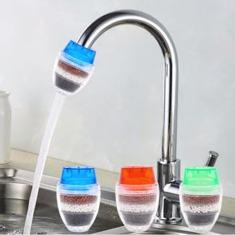3PCS GEE BON Water Cleaner Filter/Strainer with Faucet Joint TapWater Filter