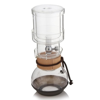 400mL Cold Brew Water Ice Drip Dutch Coffee Maker Home Kitchen Glass For 2 cups - intl Price Philippines