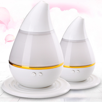 7 Color Ultrasonic Home Aroma Humidifier Air Diffuser Purifier - 5
