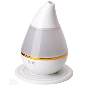 7 Color Ultrasonic Home Aroma Humidifier Air Diffuser Purifier -intl