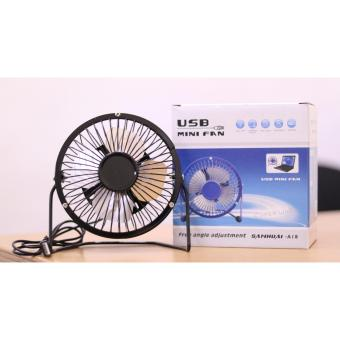 a18 Ultimate Portable USB 2.0 Mini Fan Quad function ForLaptop/Desktop/Power Bank/Android Cellphones