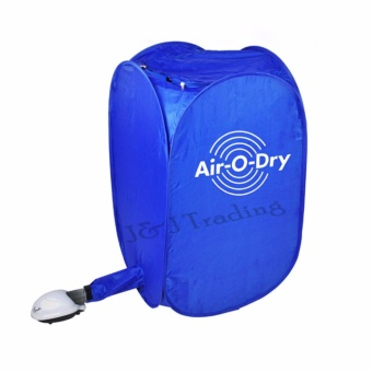 Air O Dry Portable Clothes Dryer - Lake Blue Price Philippines
