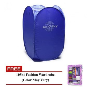 Air O Dry with Free HXT-105NT Fashion Wardrobe (Color May Vary)