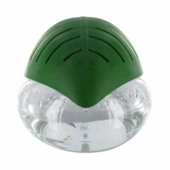 Air Pleasure Air Revitalisor Purifier with LED Light (Dark Green)