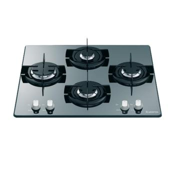 Ariston TD 640 ICE GH 4 Gas Burners on Glass