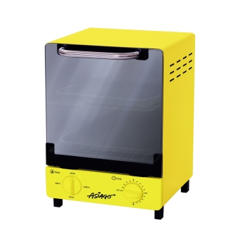 ASIAGO GH Oven Toaster 12L (Yellow)