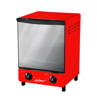 ASIAGO Oven Toaster GH 12L (Red)
