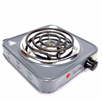 Astron ES-171 Single Electric Stove (Gray) - 3