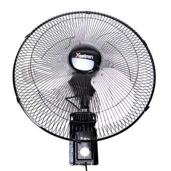Astron Mercury IWF-1855P Wall Fan (Black)