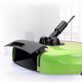 Automatic Whirlwind Broom Sweeper (color may vary) - 2
