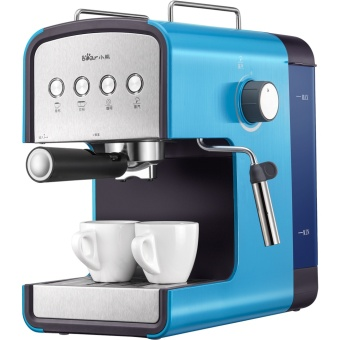 Bear KFJ - A13H1 Coffee Machine Double Outlet of High-pressureExtraction Steam Milk Fancy Coffee Machine - intl