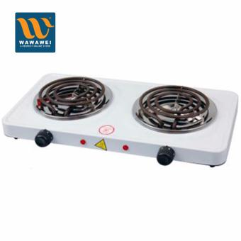 Best Quality 1000W Double Burner Hot Plate Electric Cooking YQ-2020B Price Philippines