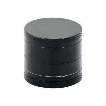 Bluelans(R) Alloy Tobacco Grinder (Black) Price Philippines