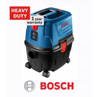 Bosch Vacuum Cleaner Wet/Dry GAS 15 Professional 1100W (blue)