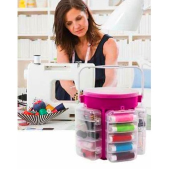 Candy Online 210 Pieces Sewing Kit Storage Caddy Organizer As SeenOn Tv Price Philippines