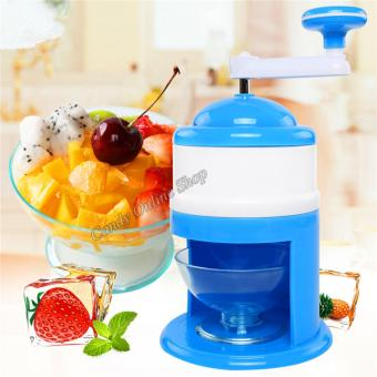 Candy Online Blue Idea Portable ICE Crusher (Snow Cone Machine)