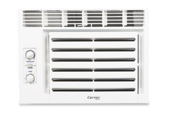 Carrier Optima Green WCARZ010EC 1.0HP Window Type Air Conditioner(White)