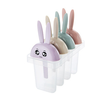 Cartoon home refrigerator frozen Popsicle Ice Tray ice maker