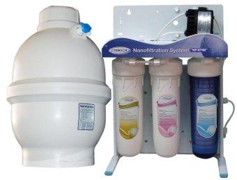 Chanson Water Nano Filtration System (White)