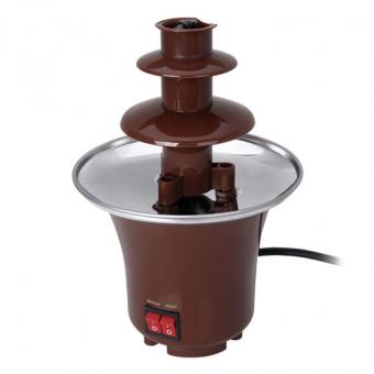 Chocolate Fondue Mini Chocolate Fountain - 2