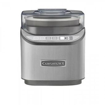 Cuisinart ICE-70 Electronic Ice Cream Maker, Brushed Chrome Price Philippines