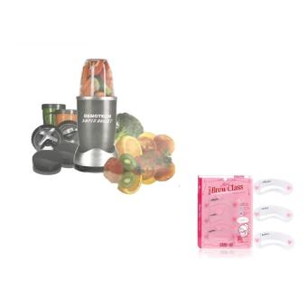 Demotech 12 Piece Set Nutri Super Bullet Power Blender with Mini Brow Class Price Philippines