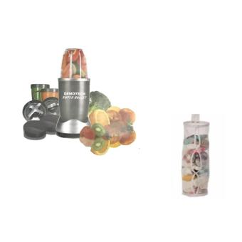 Demotech 12 Piece Set Nutri Super Bullet Power Blender with sockkeeper Price Philippines