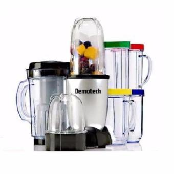 Demotech DMFMS01 Multi-Functional Food Processor And Mixer System(Multicolor) Price Philippines