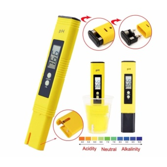 Digital PH Meter Pen Type Handheld Portable (COD) Price Philippines