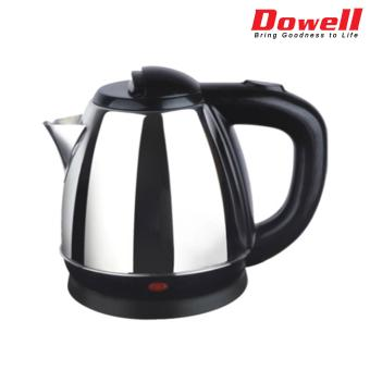 Dowell EK-157S Stainless Electric Kettle