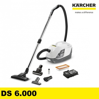DS 6.000 Water Filter Vacuum Cleaner