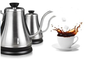 Electric gooseneck spout kettle /electric coffee pot /electric dripcoffee pot with high quality - intl - 5