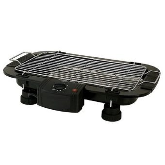 Electric Outdoor Barbecue Grill-(Black) - picture 2