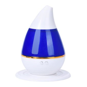 Electric Ultrasound Atomization Diffuser Cool Mist Humidifier (BLUE) w/ FREE UC18 Simplified LED Micro Projector - picture 2