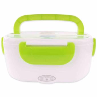 Electronic Heating Lunch Box (Green)