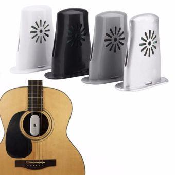 Fang Fang 1pc New Acoustic Guitar Sound Holes Humidifier MoistureReservoir Useful(White) - intl