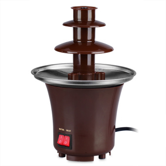 Fondue Mini Chocolate Fountain (Brown) - picture 2