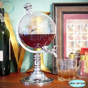 Globe Drink Dispenser Wine And Beer Dispenser