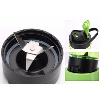 GMY Shake N Take 3 Blender/Tumbler 16oz (Green) - 3