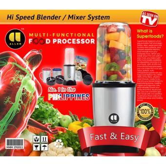 Food Processor Lazada