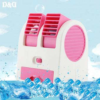 Greatnes D&D M4317 Portable Mini Electric Bladeless Fan(Pink)