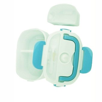 GYT-S19 Electronic Heating Lunch Box (Light Blue) - picture 2